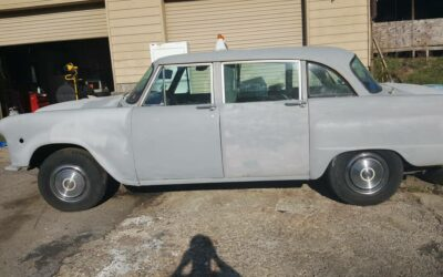 1972 Checker Cab For Sale A11 with Divider