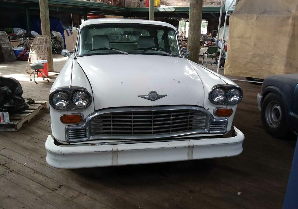 "1981 Checker For Sale  ""Winkoff"""
