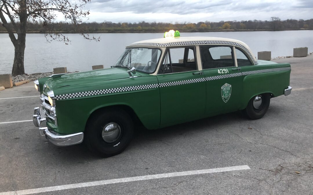 Reunited with the Checker Model A8