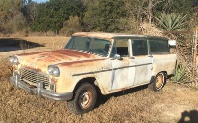 Checker Wagon on Offered Up