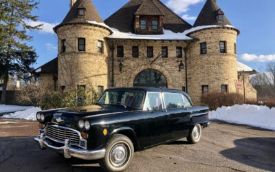 1981 Checker at Larz Anderson Museum Still Available For Sale