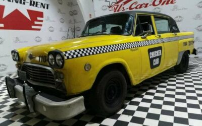 Checker Marathon Taxicab Clone for sale in Germany
