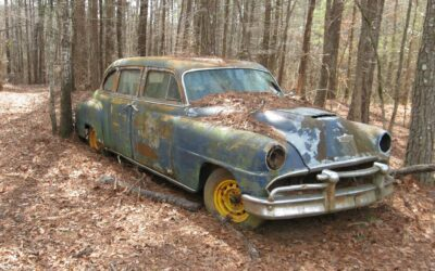 1954 DeSoto Taxicab For Sale in Georgia $600