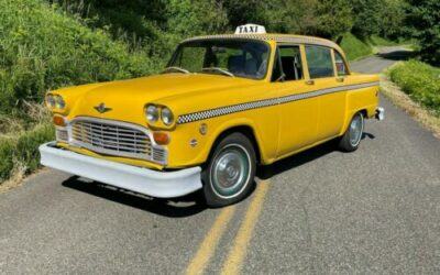 1980 Former Surge Taxi For Sale on Ebay