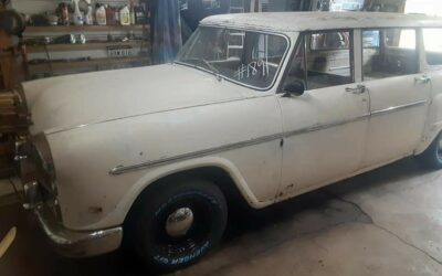 1965 Checker Wagon For Sale on Facebook SOLD SOLD SOLD