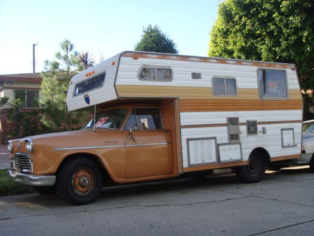 The Champer by Lynds Camper Service