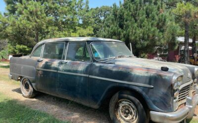1965 Checker For Sale in New York State $3200