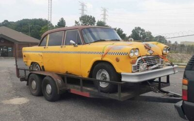 1978 Checker Cab Available