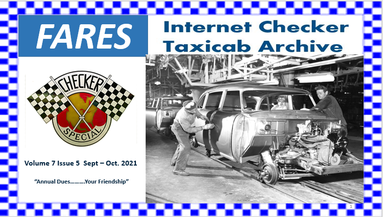 Issue 6 of September-October of FARES Is Up On This Website.